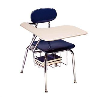 Student Desk Chair On Scholarcraft 480 Series Student Chair Desk Color And  Height Options
